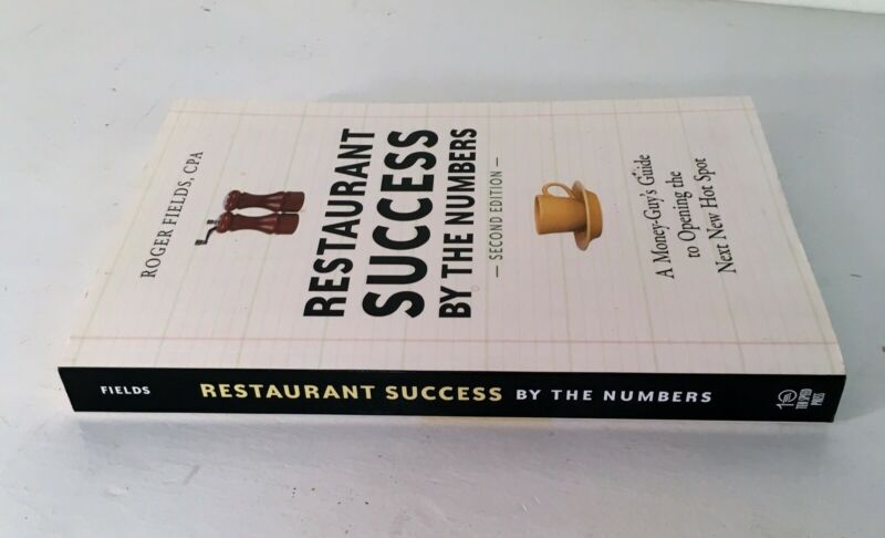 Restaurant Accounting - Restaurant Success By the Numbers by Roger Fields