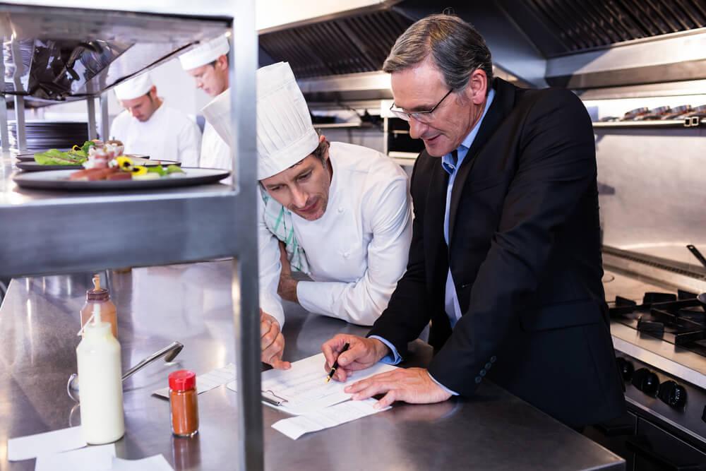 restaurant accounting restaurant chief financial officer CFO