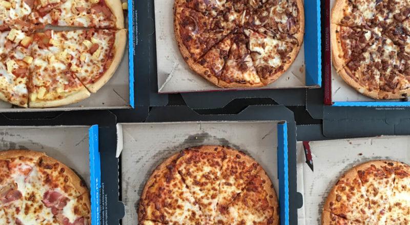 restaurant accounting dominos pizza turnaround
